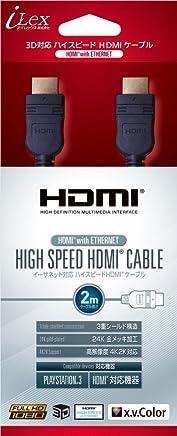 HDMI Ver.1.4ケーブル 2M