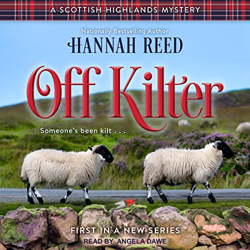 Off Kilter audiobook cover art