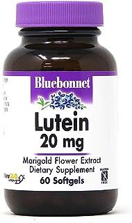 BLUEBONNET NUTRITION LUTEIN 20 mg