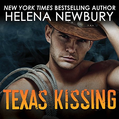 Texas Kissing audiobook cover art