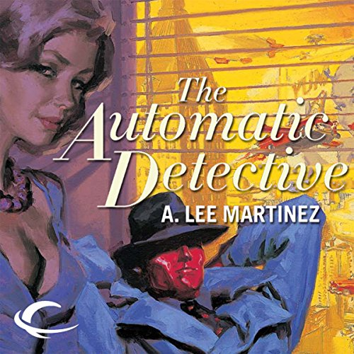 The Automatic Detective cover art