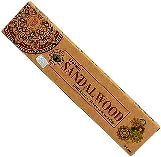 Goloka Incienso Organica–Sandalwood