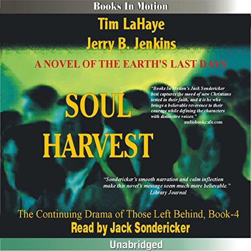 Soul Harvest audiobook cover art