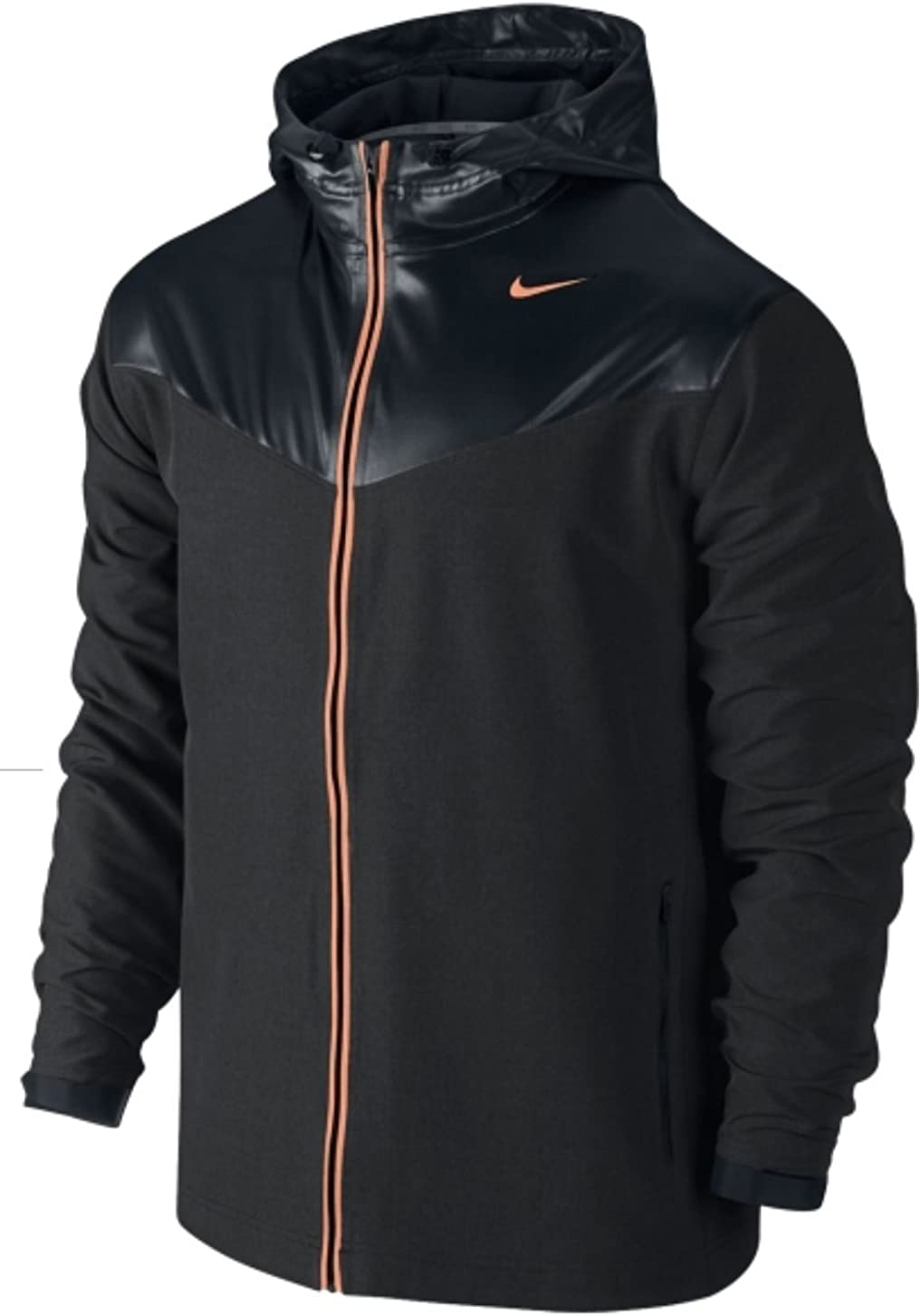 NIKE Sweatless Hooded Men's Training Jacket
