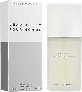 Issey Miyake L'Eau D'Issey Pour Homme for Men Eau de Toilette 125ml