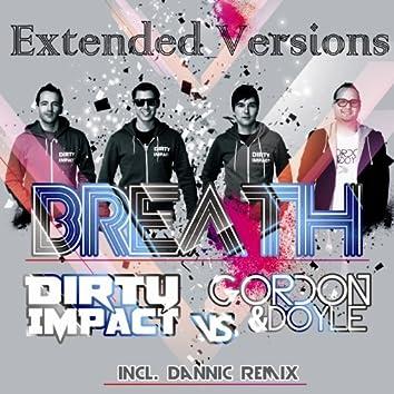 Breath (DJ Extended Versions)