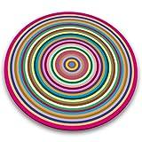 Joseph Joseph Coloured Rings Salvamanteles, Cristal, 30 cm
