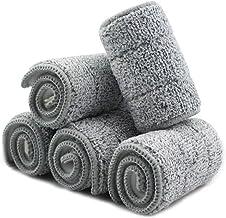 33 * 12/36 * 11 Squeeze Mop Vervanging Doek Pad Hoofd for Schoonmaak Vloeren Spray Rag Home Tools Wassen Keukenlakens (Spe...