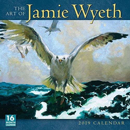 The Art of Jamie Wyeth 2019 Wall Calendar