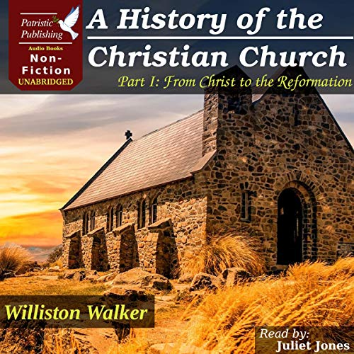 From Christ to the Reformation audiobook cover art