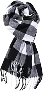 Best black and white scarf Reviews