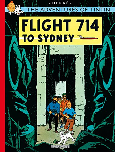 The Adventures of Tintin : Flight 714