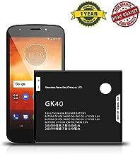 for Motorola Moto G5 XT1672 Replacement Battery GK40
