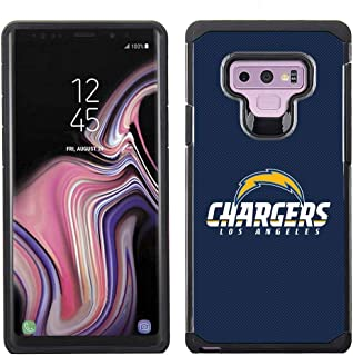 Prime Brands Group NFL-TX1-NOTE9-CHRG Cell Phone Case for Samsung Galaxy Note 9, NFL Los Angeles Chargers