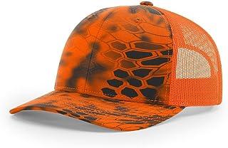 d05f5777 Richardson 112P Printed Trucker OSFA Baseball Hat Ball Cap
