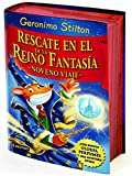 Rescate en el Reino de la Fantasía. Noveno viaje: Noveno viaje: 2 (Geronimo Stilton)