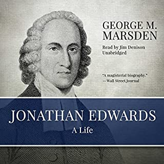 Jonathan Edwards audiobook cover art