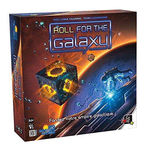 adquirir juego de mesa Roll for the Galaxy on-line