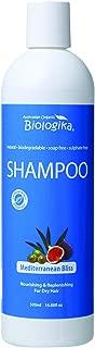 Biologika Mediterranean Bliss Shampoo, 500 milliliters