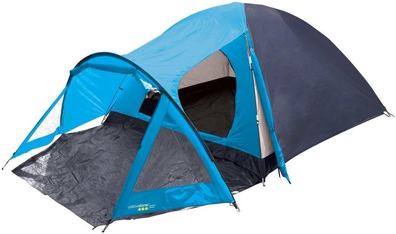 Yellowstone 4 Man Peak Dome Tent Porch