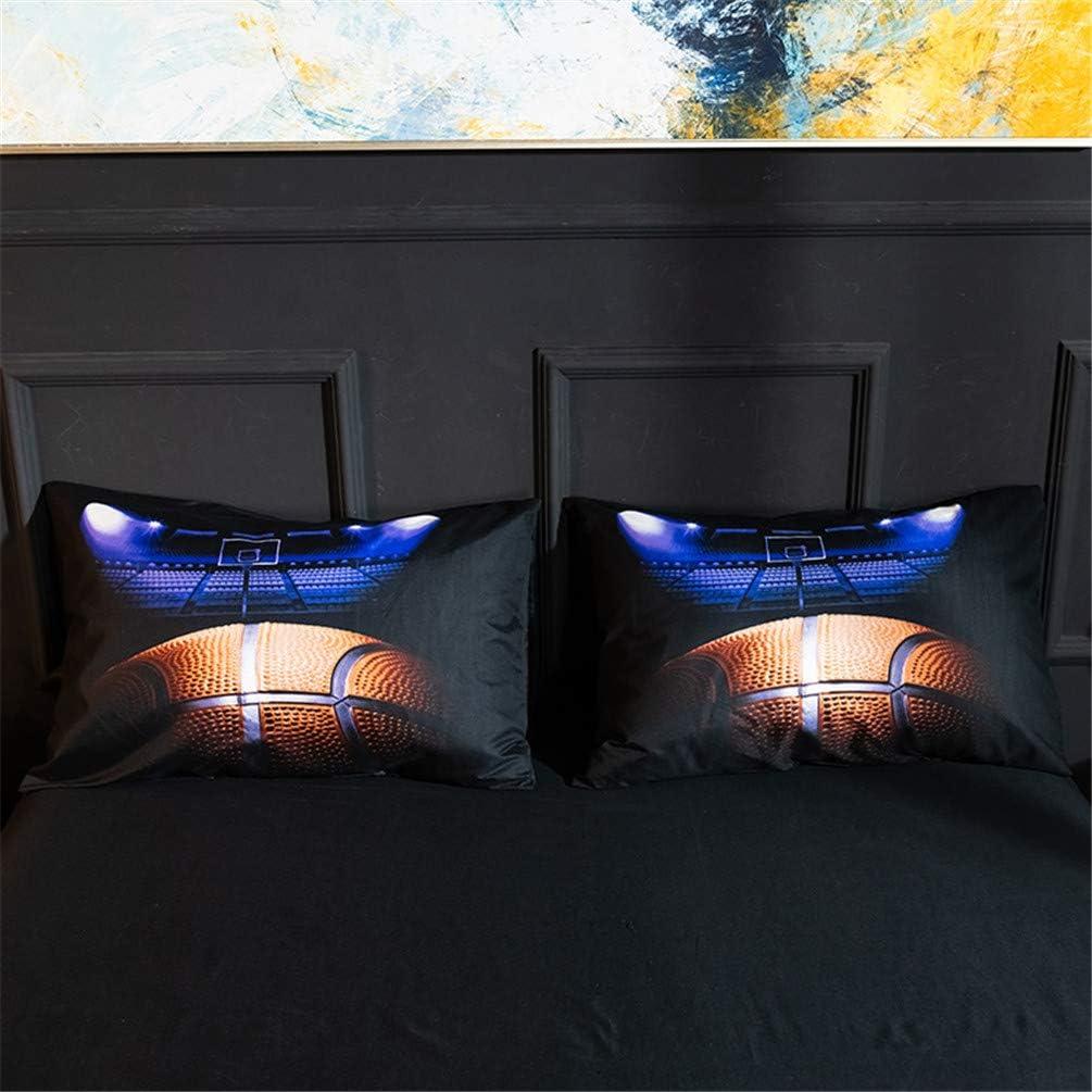 for Teen Boys Sports Microfiber Bedding Quilt Mozeo 3D Baseball Bedding Duvet Cover Set 3 Piece Queen Baseball 1 Duvet Cover+2 Pillowcase