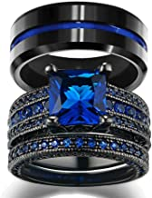 Best titanium wedding rings his and hers uk Reviews