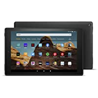 Deals on Amazon Fire 10-in 64GB HD Tablet w/Caseable and App Voucher