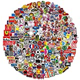 Paquete de 400 pegatinas divertidas para portátil, botellas de agua, funda de viaje, equipaje, coche, bicicleta pegatinas para adolescentes