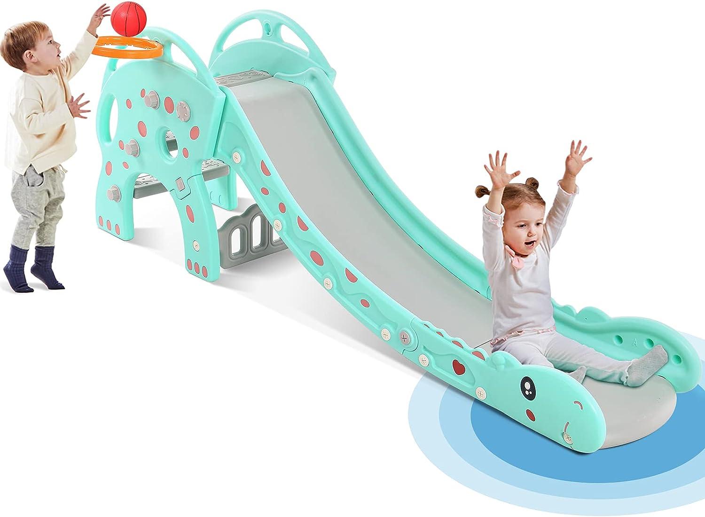 Naice Kids Slide, Upgraded 66