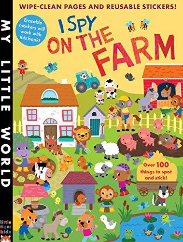I Spy On The Farm (My Little World)
