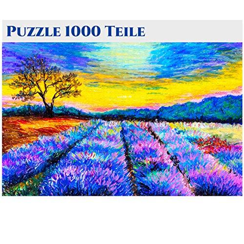 Puzzle 1000 Teile Jigsaw Puzzle für Erwachsene Schwer Buntes 1000 Teile Erwachsene Anspruchsvoll Kinder 1000 Teile Puzzle Erwachsene Holzpuzzle Erwachsene Psychedelisches Kartenspiel 70x50cm (7)