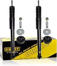 OREDY Rear Driver and Passenger Side Gas Shocks Sets Shock Absorber Kit 343460 Compatible with Acura CSX/Civic 2006 2007 2008 2009 2010 2011