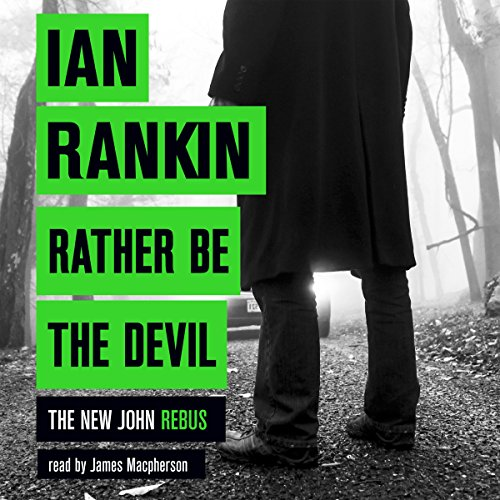 Couverture de Rather Be the Devil