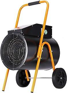 Radiador eléctrico MAHZONG Taller de Secado de Alta Potencia para Calentadores industriales de 15KW para calefacción de área Grande