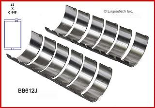 Engine Connecting Rod Bearing Set Enginetech BB155JSTD