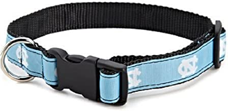 product image for NCAA North Carolina Tar Heels Dog Collar (Team Color, Large)