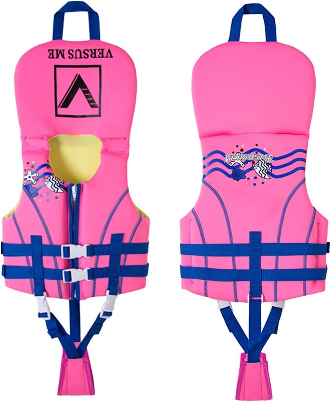 Ranking TOP17 HWZZ Adult Children Life Jacket Buoyancy Anti-Collision Austin Mall Neop Aid