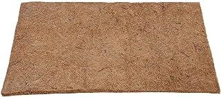 ochunココナッツマット 爬虫類の床材 昆虫飼育 リクガメ 床材 両生類用底砂 ペットマット パッド 寝具 保湿性 通気性 テラリウム寝具 ペット装飾 大型 80×40cm