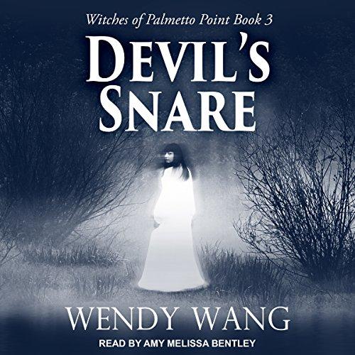 Devil's Snare audiobook cover art