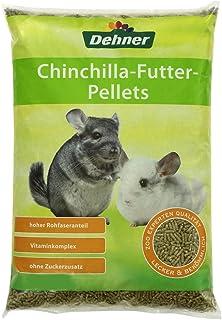 Dehner Chinchilla Pellets - Comida para roedores, 5 kg