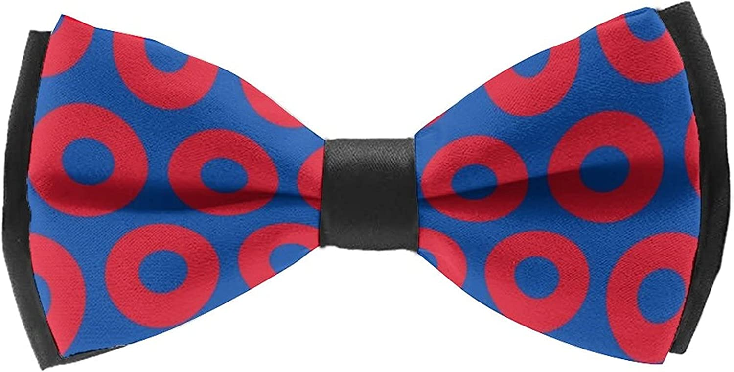 Pre-Tied Bow Tie for Formal Party Classic Cravat Ties For Men/Boys