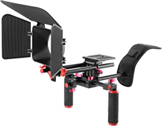 Neewer Camera Movie Video Making Rig System Film-Maker Kit for Canon Nikon Sony and Other DSLR Cameras, DV Camcorders,Incl...