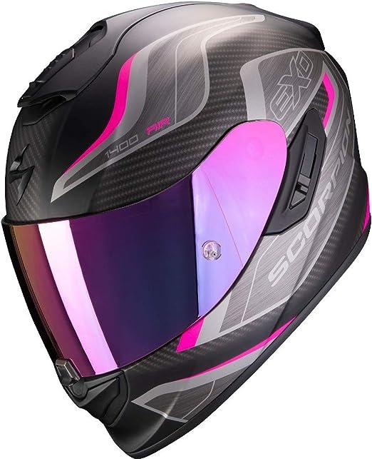 Scorpion Scorpion Helmet Exo 1400 Air Attune Matt Black Pink L Auto