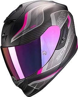 Scorpion Helm Scorpion EXO 1400 Air Attune matt schwarz pink L
