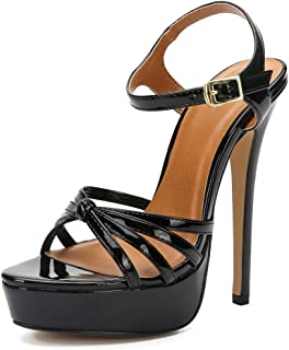 Best womens high heel shoes in men's sizes Reviews