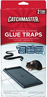 Catchmaster 402 Baited Rat, Mouse and Snake Glue Traps Professional St