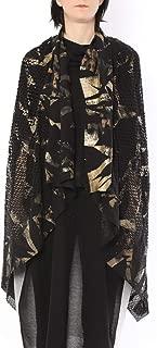 ミハイル ギニス アオヤマ MICHAIL GKINIS AOYAMA 着る ART ストール [登録意匠] 日本製 ハイテク ニット MADE IN TOKYO ギリシャ 大判 コットン Cotton BLACK BRONZE ブラック ブロンズ