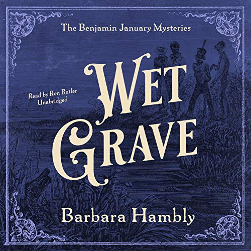 Wet Grave Audiobook By Barbara Hambly cover art