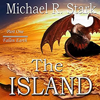 The Island: Fallen Earth, Book 1 audiobook cover art