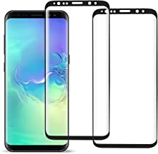 [2-Pack] MSLAN Glass Screen Protector for Galaxy Note 8,3D Curved Tempered Glass for..